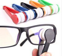 Wholesale Essential Microfibre Glasses Cleaner Microfibre Spectacles Sunglasses Eyeglass Cleaner Clean Wipe G050