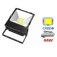 Wholesale Cob Floodlight - New CREE COB LED Floodlights 30W 50W 70W 100W 120W 150W 200W LED Flood lights Outdoor Landscape Lighting waterproof LED Lamps CE UL