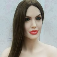 Wholesale sex dolls - adult oral sex love doll head for cm cm cm cm cm cm cm big dolls