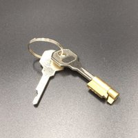 Wholesale Male Chastity Wholesale - Magic lock and keys chastity device component for new chastity cage