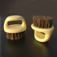 Wholesale Dashboard Leather - Wholesale- 1PC Hard and Soft Hair Bristle Brush Car Care Detailing Brush For Interior,leather Seat,Roof,Panel,Dashboard