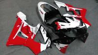 Wholesale Cbr929rr Aftermarket Fairings - Body Kit red black ABS Fairing For honda CBR929RR 2000-2001 CBR900 929RR 00 01 Aftermarket Motorcycle