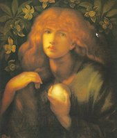Wholesale Dante Figure - Free Shipping ,Lots Wholesale ,100% Handicrafts Art oil paintingRossetti Dante Gabriel Mary Magdalen, Any customized size accepted