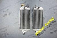 Wholesale Cool Engine - aluminum radiators Gas Gas enduro EC250F 4T 4-stroke 2010 2011 2012 2013 replacement parts engine cooling parts