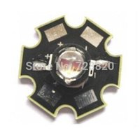 Venta al por mayor-5W Infrarrojo 940nm de alta potencia IR Led Taiwán Chips con 20mm Heatsink para luces invisibles