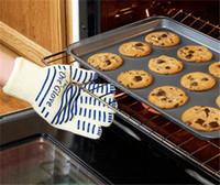 guantes de superficie caliente al por mayor-100 unids The Ove Glove Horno de microondas Guante Resistente al calor A prueba de calor Horno Mitt Guante Manipulador de superficie caliente