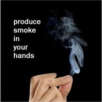 Wholesale Magic Props For Sale - Hot Sale Close-Up Magic Tricks Props Fantasy Finger Tips for Smoke Hell Smoke Trick Tour De Magie Baby Kids Toy