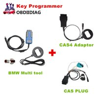 cas adapter - for BMW Multi Tool V7 OBD2 CAS Key Programmer with CAS Plug Making Key For Multi Tool add CAS4 Adapter