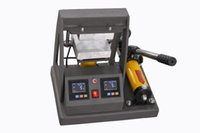 Wholesale Semi Automatic Heat Press Machine - High Pressure dual heating plates hydraulic rosin press machine