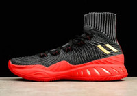 Wholesale Crazy Sales - men crazy explosive boost Basketball Shoes,2017 new men Sneaker Boost Beige,Discount Sale,Men Sneaker Sportwear,popular Sports Running Shoes