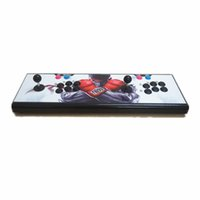 Wholesale Vga Console - Free Shipping 2017 New Double arcade game console with multi game for pandoras box 4s plus 815 in 1 Jamma arcade joystick VGA HDMI output