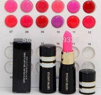 Wholesale Super Lipglass - FREE SHIPPING Lowest Best-Selling good sale Brand new makeup SUPER 3D LIPGLASS RBILLANT A LEVRES 8g Twelve different colors 3.8g & gift