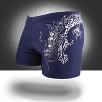 Free Shopping Herren Trunks Print China Dragon Slips Herren Badeanzug Swim Sport Shorts Bademode Plus Size 3XL Strandanzug
