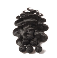 """Wholesale Very Weaves - 2017 fashion 4pcs lot Sexy Body Wave Virgin Indian Hair 6A Unprocessed Indian Virgin Hair Weave Very Soft 12""""-30"""" Mixed Length Free Shipping"""
