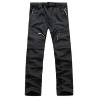 Wholesale Fast Cargo - New 2016 Men Pants Quick Dry UV Resistant Fast Drying Speed Dry Nylon Pant for man trousers