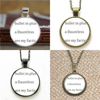 Wholesale Photo Pages - 10pcs Divergent Dauntless Book Page Glass Photo Necklace keyring bookmark cufflink earring bracelet