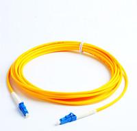 Wholesale Optical Fiber Plug - Telecom LC SC ST FC SM Fiber Patch Cords UL RoHS Optical Fiber Patch Cables 1M 2M 3M 5M 10M 15M 20M 25M