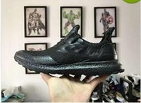Wholesale Pvc Souls - High Quality Ultra boost Uncaged real boost, Haven Ultra Boosts Triple Black man sneakers, Consortium,soul, BY2638, Ultra Boosts