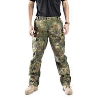 équipement de vêtements de plein air achat en gros de-Tactical Ripstop Cargo pantalon Conceal Vêtements de chasse Airsoft gear Sports de plein air Pêche Camping Survie Pantalon