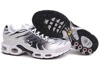 Wholesale Tn Sneakers - Men's Tn Shoes Man Sneakers Casual Running Shoes Breathable Air Cusion Shoes New Top Quality 40-46