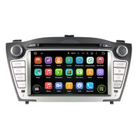 Wholesale Hyundai Tucson Gps Dvd - 7inch 1024*600 Android Car DVD player for Hyundai Tucson IX35 with GPS,Steering Wheel Control,Bluetooth, Radio