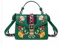 Wholesale Retro Vintage Tote - designer bags retro vintage new Fashion lady Messenger Shoulder chaintote shoulder bags women gold chain
