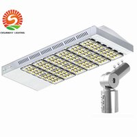 Wholesale Garden Light Poles Led - 300W LED Street Light street lamp led road light garden lighting CREE Chip Meanwell driver(UL SAA) matched pole adapter 5 years warranty