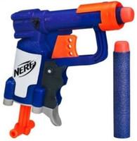 Wholesale Nerf Darts Strike - Hot Sell 100pcs Toy Gun Refill Darts Bullet for Nerf N-strike Series Blasters 7.2x1.3cm