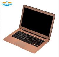 Wholesale I3 Processor Laptops - Ultrathin Intel Dual Core i3 5005U Fast Running Windows 8.1 system Ultrabook Laptop Notebook Computer 13.3inch