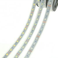 Wholesale Rgb Ip67 - 2017 best quality IP67 Waterproof 5050 LED Strips DC12V 60 LED M High Quality Silicon Tube Waterproof LED Strip.