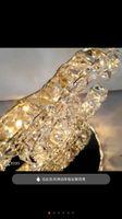 ünlü aydınlatma toptan satış-Klasik şekli C lamba ünlü marka şekli masa kristal lamba dekorasyon ışık LED lamba moda şekli uzaktan contra