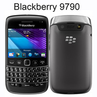 Blackberry Bold 9790 3G Cell Phone 2.45 Inch Screen BB9790 8G ROM 5.0MP Fotocamera WIFI GPS Factory GSM Sbloccato