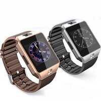 Wholesale High Telephone - High quality DZ09 Bluetooth SmartWatch Wrist Sport Watch Fashion watch for Android Smartphone ios iphone Sumsung Huawei Telephone