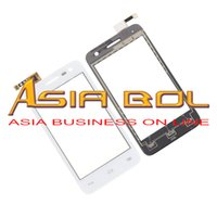 Wholesale S3 Glass Replace - Wholesale- New Touch Screen Digitizer Glass Lens Replace Parts For Alcatel One Touch POP S3 OT-5050A 5050S 5050X 5050Y 5050