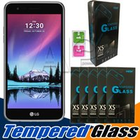 Wholesale Alcatel Idol X - For LG K20 STYLO3 x venture lv9 Tempered Glass alcatel plusemix A5 idol 5s Wallters A30 Coolpad defiant 3632 Screen Protector 0.26mm