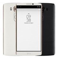 Wholesale Lg Android Unlocked - Refurbished Original LG V10 4G LTE H961N H900 5.7 inch Hexa Core 4GB RAM 64GB ROM 16MP Camera Unlocked Mobile Cell Phone DHL 1pcs