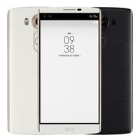 Wholesale android cell phone 5.7 resale online - Refurbished Original LG V10 G LTE H961N H900 H901 inch Hexa Core GB RAM GB ROM MP Camera Unlocked Mobile Cell Phone DHL