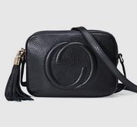 Wholesale Desinger Woman - Hot sale new style women Brand desinger handbag genuine leather high quality fashion luxury shoulder bags messenger bag Shoulder Bags Totes