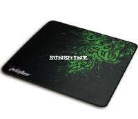 настольная мышь оптовых-Ноутбук PC компьютер игровой коврик для мыши мат стол коврик для мыши для оптической лазерная мышь