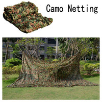 Camouflage Net Camo Netting With Mesh Shelter Para Camping Militar Woodland Net Hunting Camuflagem Netting CS Mesh Outdoor B112L