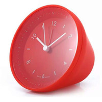 Wholesale Small Digital Cloud Alarm Clock Touch Sensing Digital Jelly Shaped G sensor Clock Cartoon Fashion Desk Clock