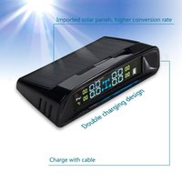 Wholesale Gm Bar - Diagnostic tool tire pressure monitoring system solar charging and USB charging accurately detect tire pressure and configurable psi and bar