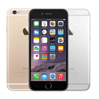 Wholesale Without Camera - Unlock Original Refurbished Apple iphone 6 Without Fingerprint 4.7inch Screen 16G 64G 128G ROM IOS iphone6 Cell Phone
