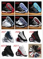 Wholesale Baby Small - New color Small baby shoes Retro 11 Space Jam Kids Basketball Shoes GS Heiress Suede Maroon Sneakers Blue Moon Sunset size:6C-10C