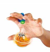 flash de giro al por mayor-Novedad yemas de los dedos Magneto Sphere Magic Ball Toy Sensor Fidget Gyro Ball Finger TOY Descompresión Magic Magnetic Ball LED Flash Christmas