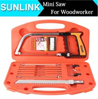 Wholesale Garden Wood Tools - High Quality Multifunctional Mini Magic sharp hacksaw Best Hand Tool Wood Tile Plastic Metal Saw For Woodworker And Garden With Retail Box