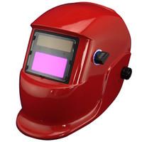 Wholesale Cheap Mig - Cheap Solar auto darkening welding helmet filter for the MIG MAG TIG CT TSC KR welding machine and LGK plasma cutter