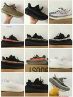 Wholesale Multi Color Women Shoes - Newest 12 Color SPLY-350 V2 shoes New Colors boost Sneakers Man Woman Running Shoes US5-13