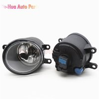 original fog lights - 1set For toyota RAV4 Car styling Front bumper fog lamps Original Fog Lights Halogen lamp