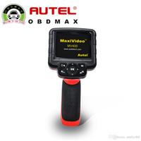 câmera de inspeção autel venda por atacado-Original Autel Maxivideo MV400 Digital Videoscope com 5.5mm de diâmetro imager cabeça câmera de inspeção